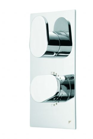 Stream Concealed Inline Single Function Shower Valve